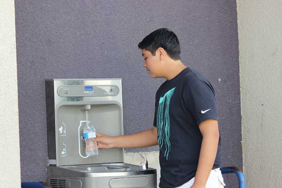 Hydration Stations Quench Thirst