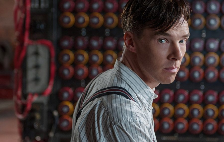 Cumberbatch plays the role of Alan Turing