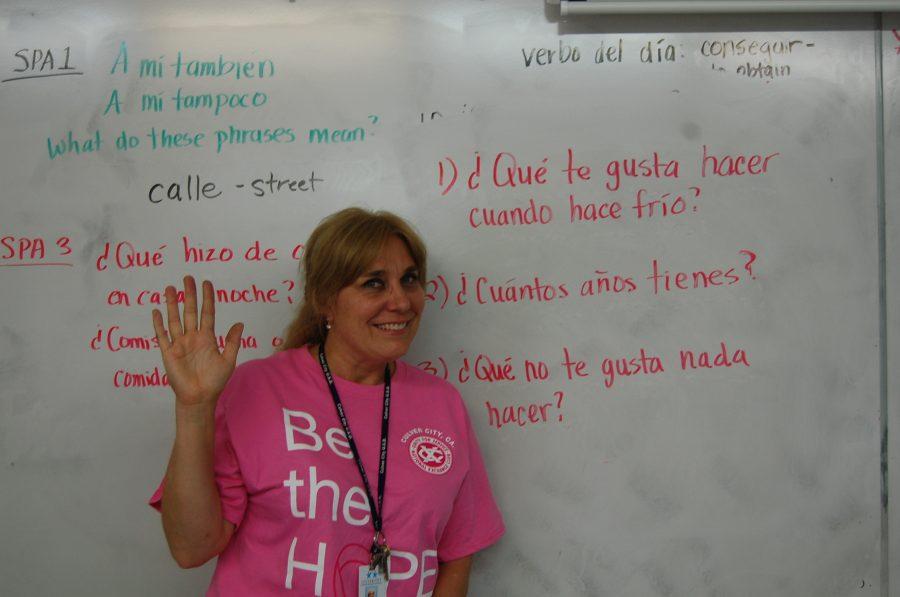 Songs of Spanish Class