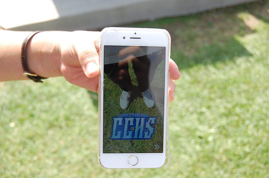 CCHS+Makes+Snapchat