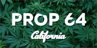 The Effects of Proposition 64