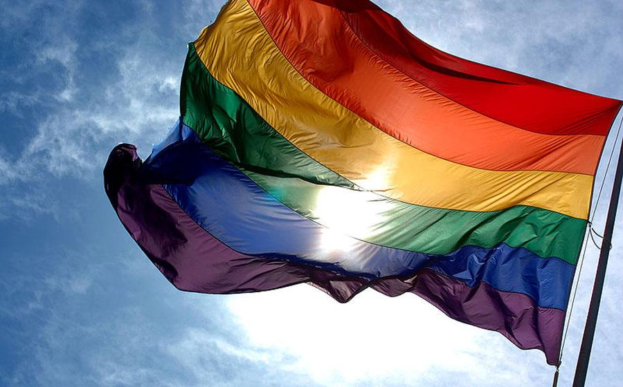 Pride+Flags+-+A+Gain+for+LGBT+Students