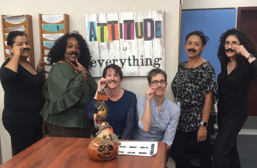 Mustaches, fundrasing , and beards - oh my!