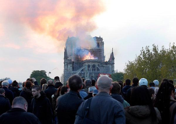 Fire at Notre-Dame: Remembering the Importance of Historical Structures