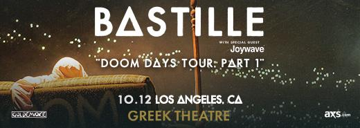 Bastille at The Greek