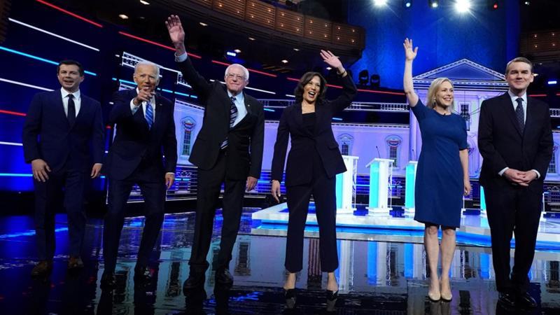 2020 Election Updates: Harris Drops Out, Buttigieg's Healthcare Plan Criticized
