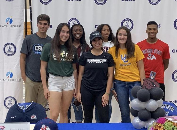 Seven Centaurs Commit on Signing Day