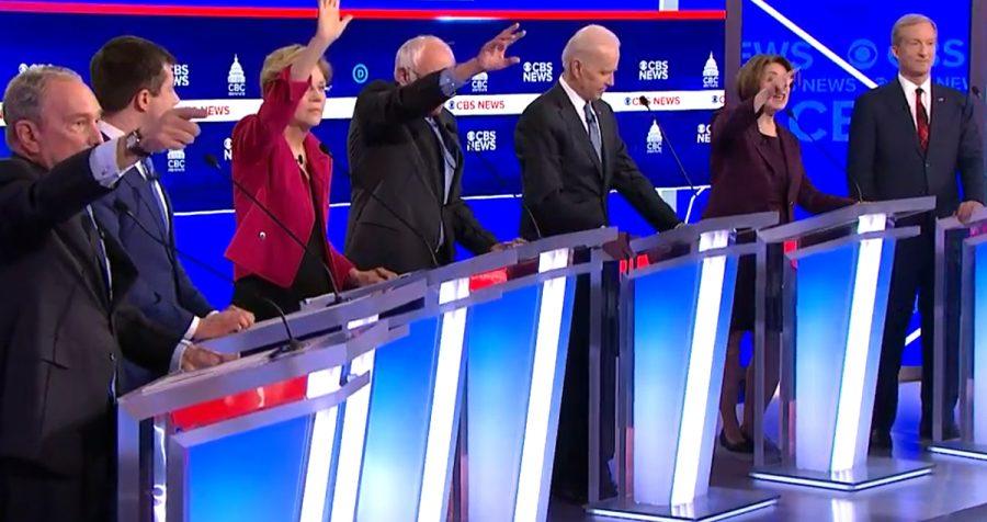 2020 Dem Debates
