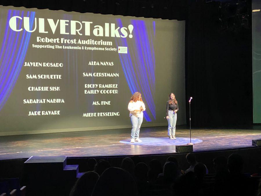 Ready. Set. Speak! Culver Talks 2020