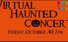 Virtual Haunted Concert