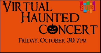 Virtual Haunted Concert