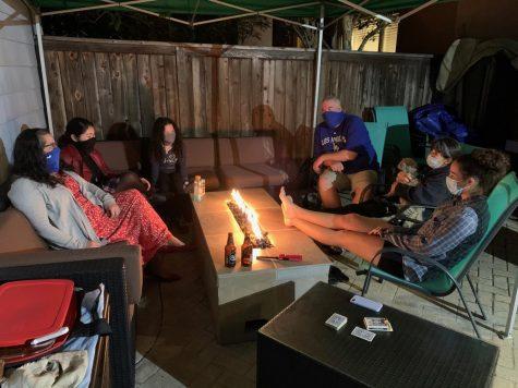 Holiday under quarantine help us cherish time together