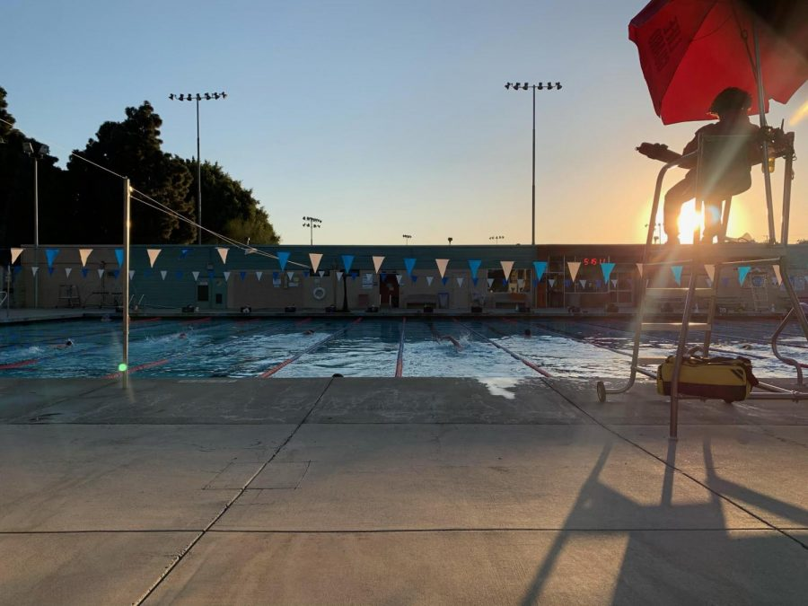 Aquatics Program Looks Forward to Swim Season