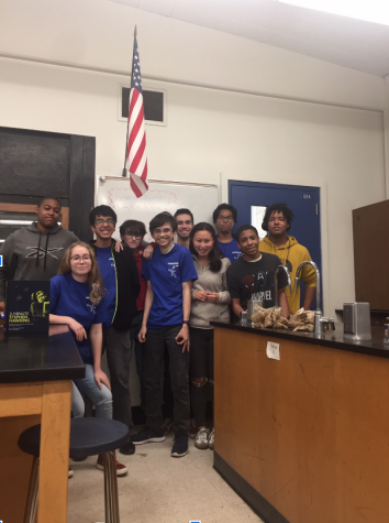 Astrophysics Club Research for NASA's Artemis Program