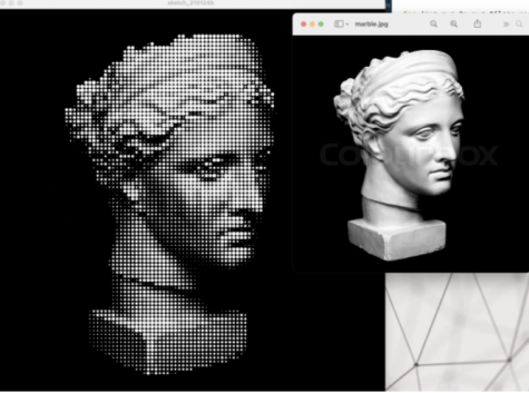 Programming Club: Where Art Meets Code