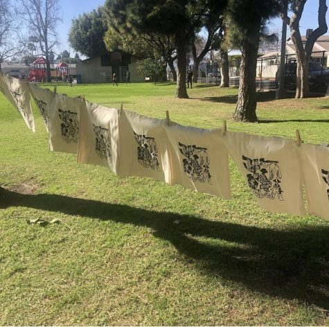 Ballona Creek Renaissance Club Tote Bag Fundraiser for Environmental Action!