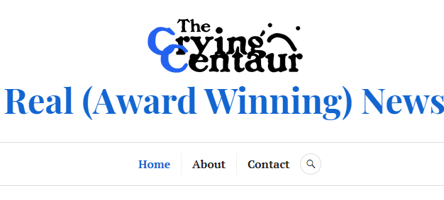 The Crying Centaur
