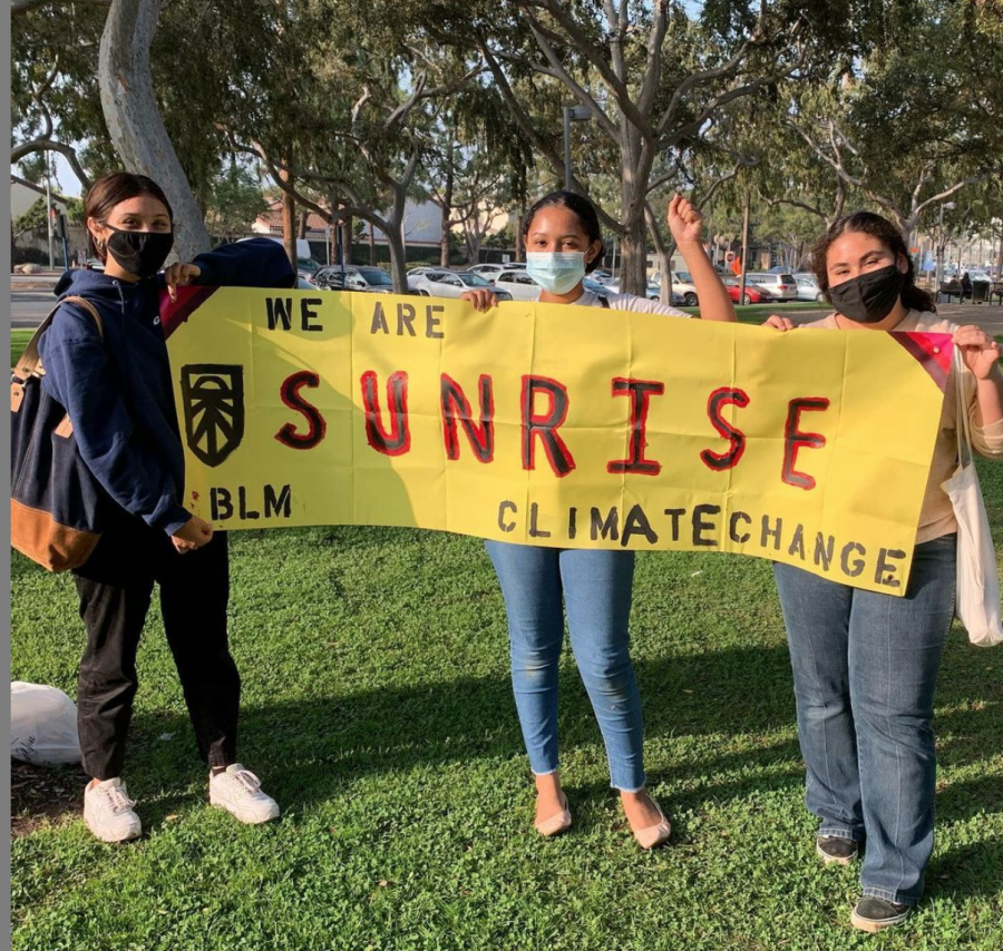 Sunrise CCHS: A Club of Activists and Change Makers