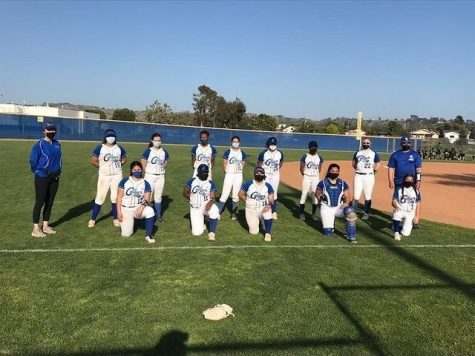 Softball Prepares for League Play