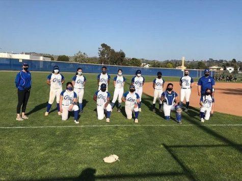 Softball Prepares for League Play