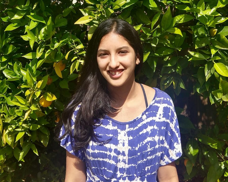 Naomi Saldanha