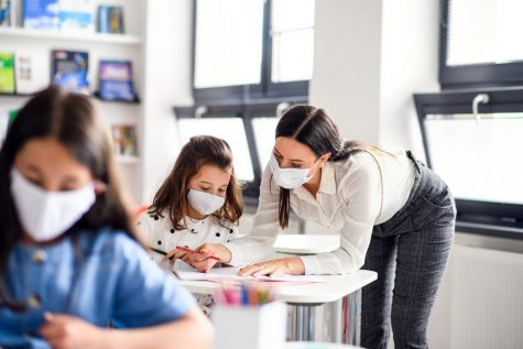 Hybrid Learning: The Perspective from Home