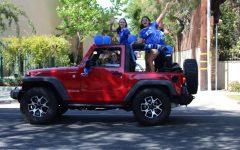 Student Athlete Car Parade