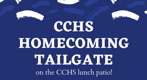 Homecoming Tailgate on Friday!