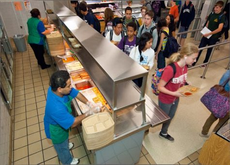 School Meals Made Free in CCUSD