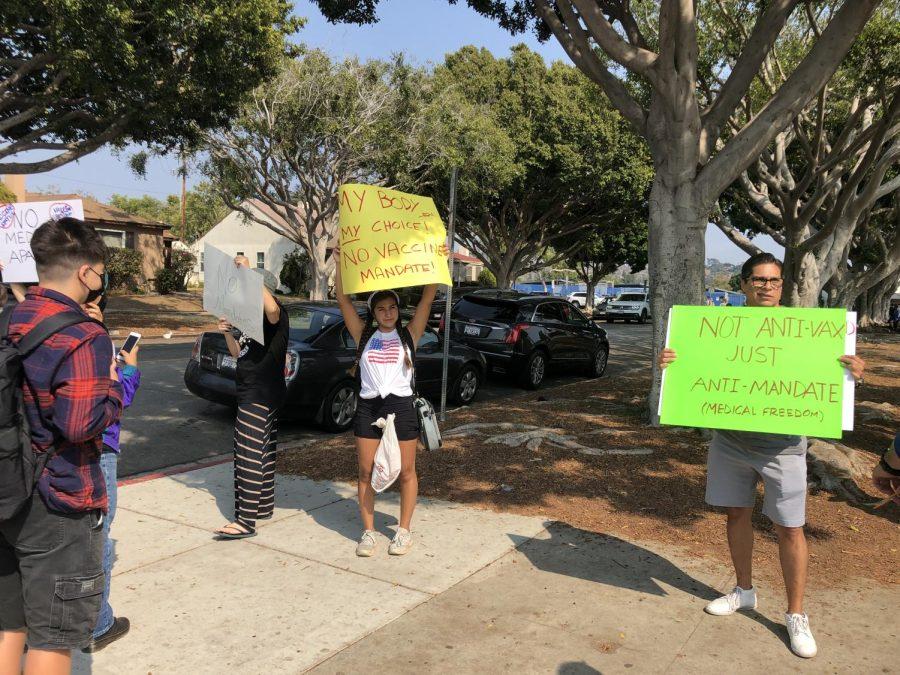 CCUSD Mandates Student Vaccinations Against Covid-19